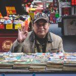 Asian Market Seller Vendor  - TravelCoffeeBook / Pixabay