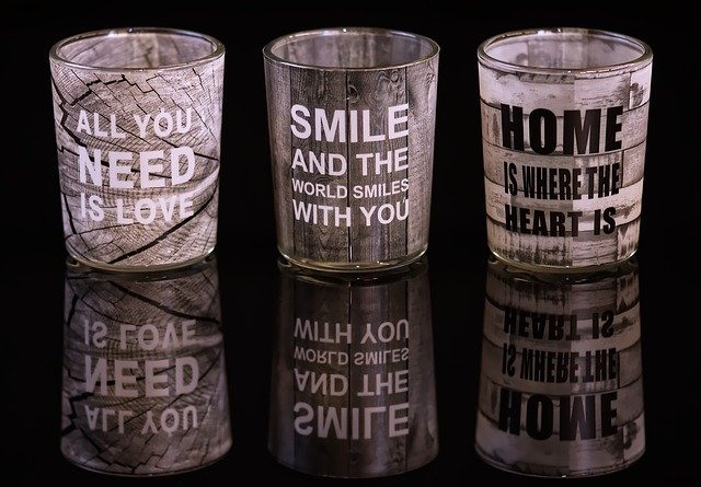 Drinking Glasses Mirroring Proverbs  - Alexas_Fotos / Pixabay