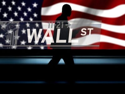 Usa Finance Wall Street Person  - geralt / Pixabay