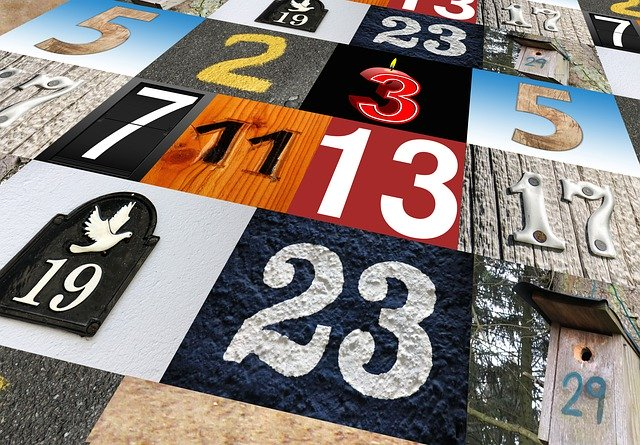 Prime Numbers Pay Digits Number - geralt / Pixabay