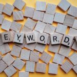 Keywords Letters Scrabble Word  - Wokandapix / Pixabay