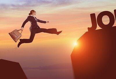 Success Business Woman Career Jump  - FotografieLink / Pixabay