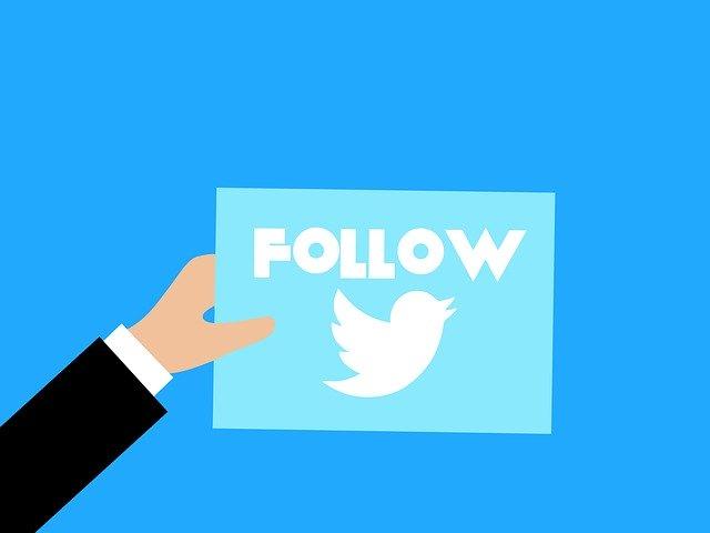 Twitter Follow Follower Social - mohamed_hassan / Pixabay
