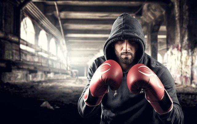 Man Boxer Kickboxing Fight Gym - dennistrevisanph / Pixabay