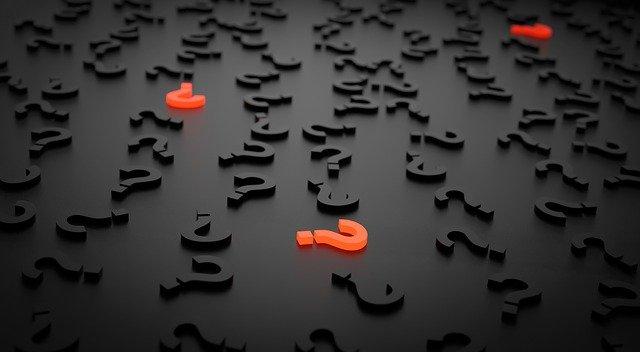 Question Mark Important Sign - qimono / Pixabay