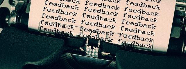Typewriter Feedback Confirming - geralt / Pixabay