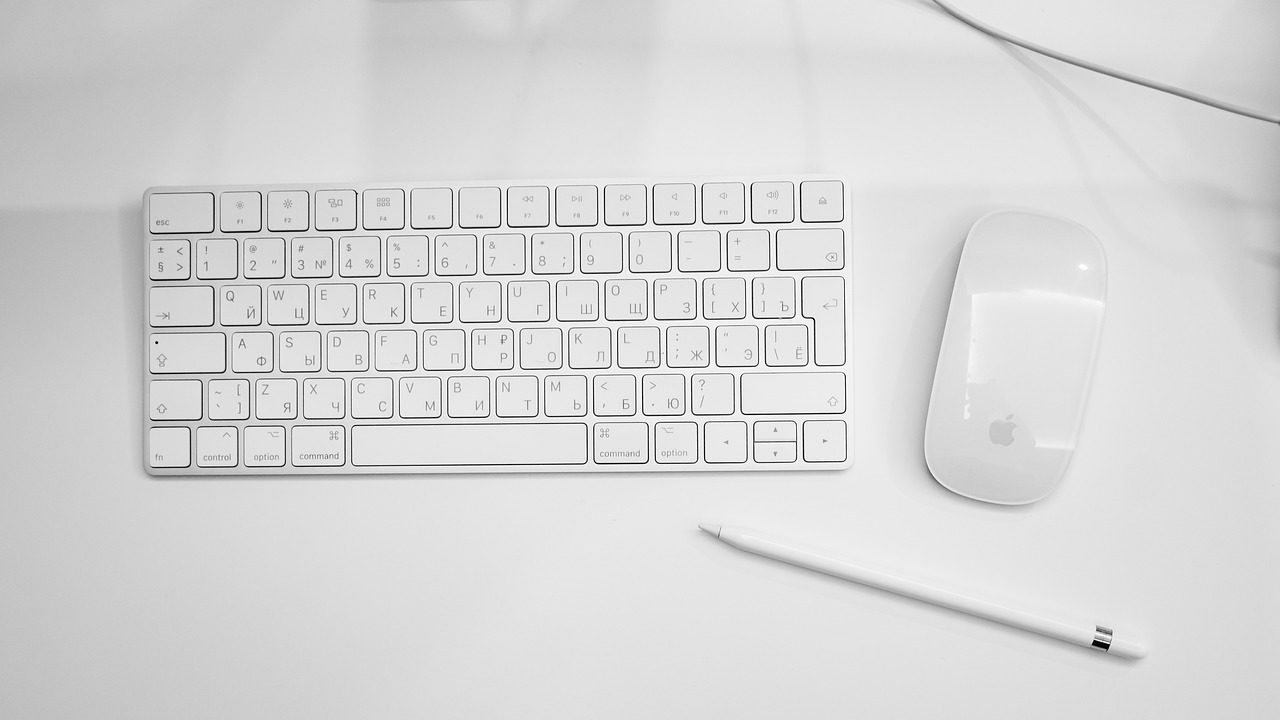 Keyboard Mouse Pen Computer Mac - MaxxGirr / Pixabay