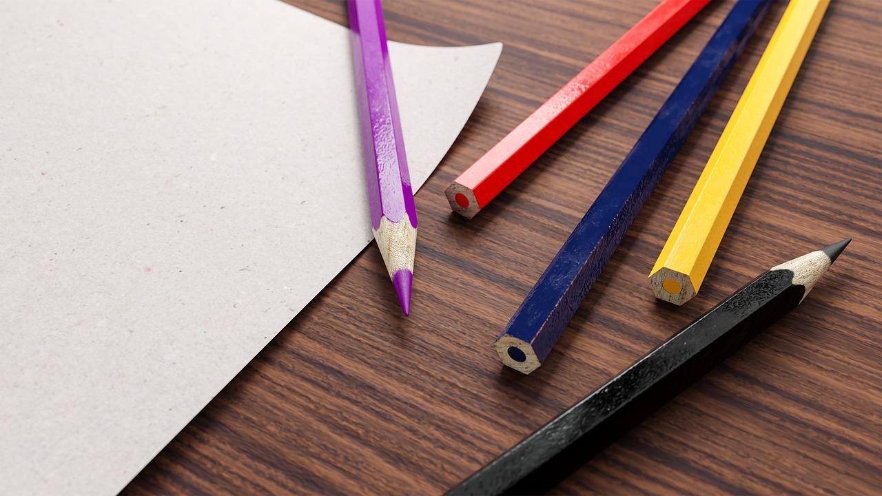 Pencil Creativity Brainstorming - qimono / Pixabay