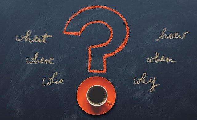 Questions Question Mark Write Blog - geralt / Pixabay