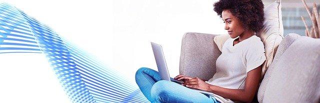 Woman Laptop Work Office Typing - djbagaha / Pixabay