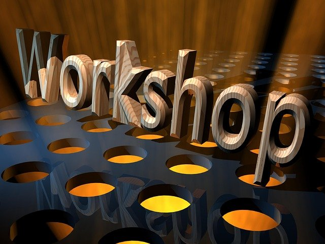 Workshop Seminar Training Coaching - kalhh / Pixabay