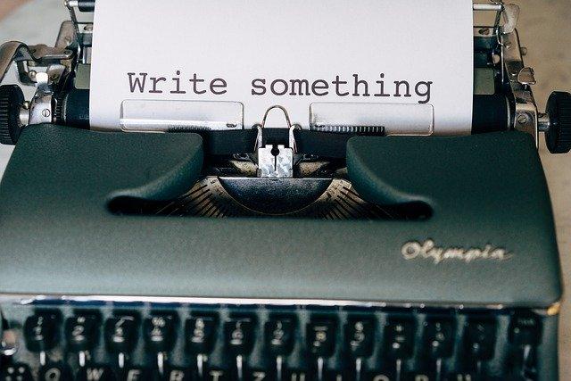 Write Author Book Office - viarami / Pixabay