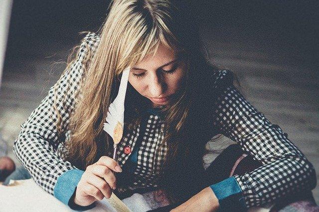 Write To Write Writer Pen Paper - Victoria_Borodinova / Pixabay