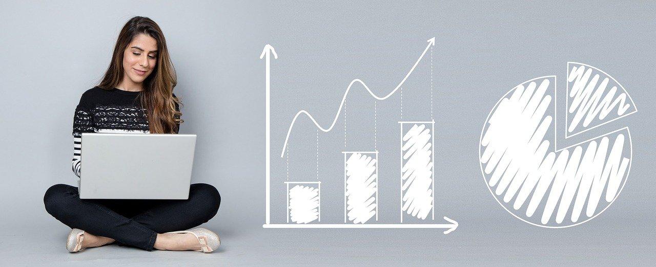Analytics Charts Business Woman - Tumisu / Pixabay