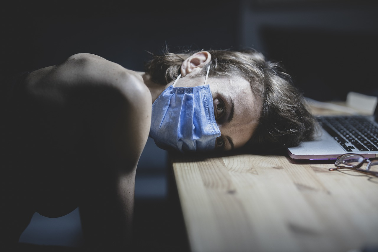 Coronavirus Mask Quarantine Virus - Engin_Akyurt / Pixabay