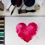 Heart Valentine Love Affection Red  - stux / Pixabay