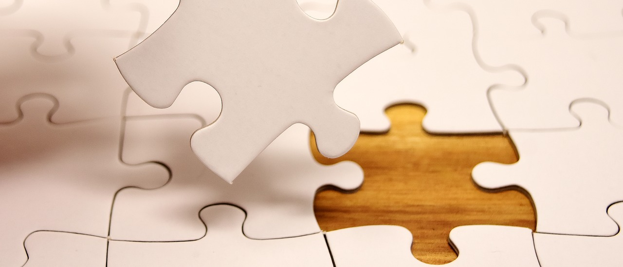 Puzzle Last Part Joining Together - Alexas_Fotos / Pixabay