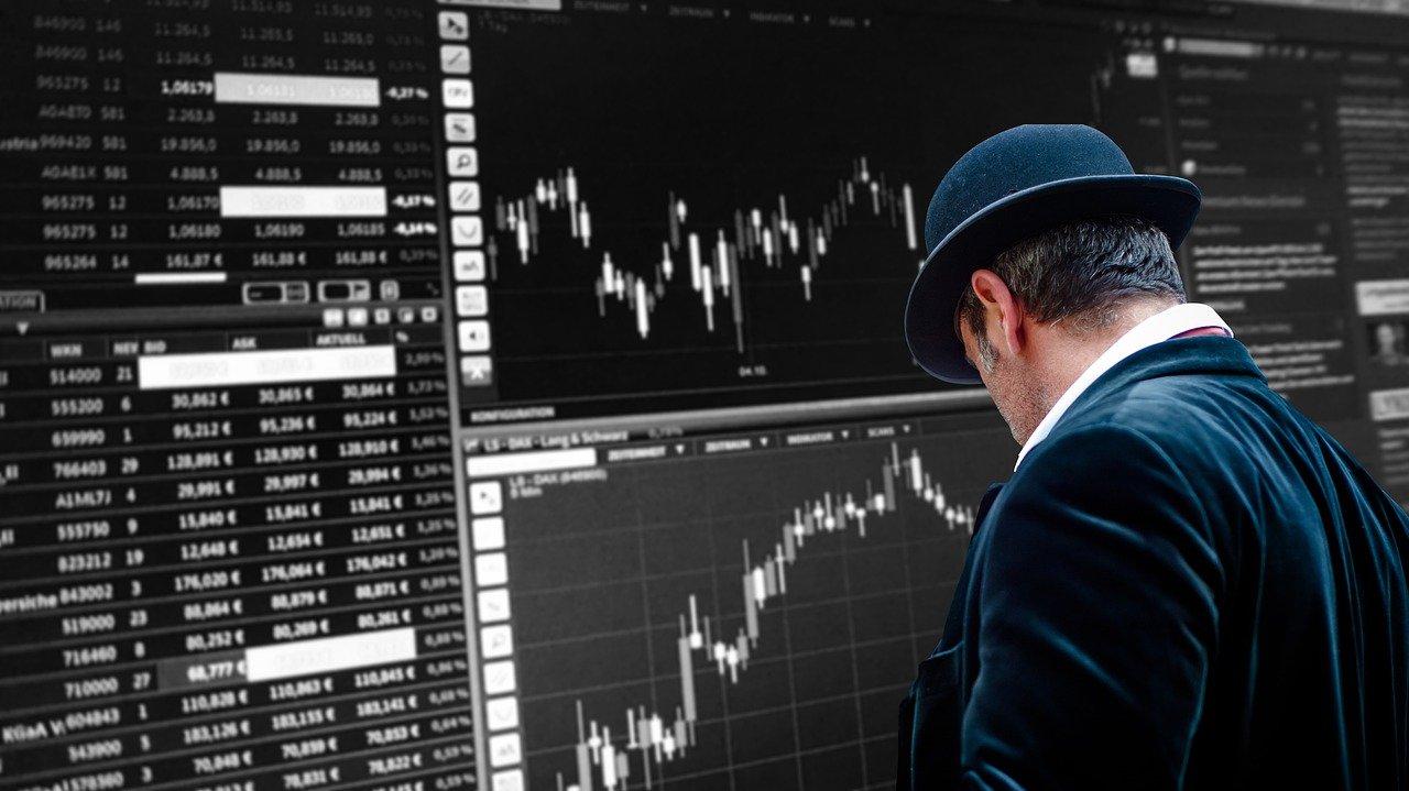 Trader City London Trading Stock - Tumisu / Pixabay