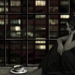 Woman Coffee Window Evening Sad  - Willgard / Pixabay