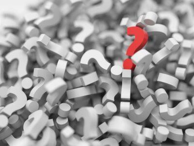 Question Mark Pile Question Mark  - qimono / Pixabay