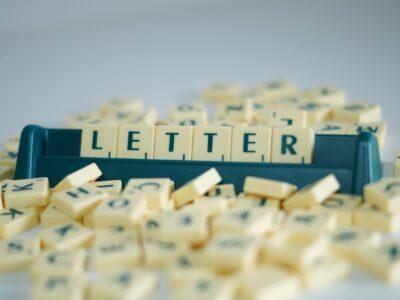 Scrabble Tiles Letter Typography  - okanakgul / Pixabay